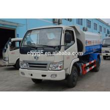 DFAC mini camión de basura sellado de basura para la venta