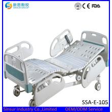 Горячая роскошная электрическая больница ICU Многоцелевая медицинская кровать Цена
