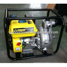 China manufacturer! 1.5 inch water pump, gasoline high pressure pump