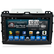 2 din Combination Touch screen Car DVD GPS Multimedia for Toyota Prado 120 2008 Auto Radio with Wifi TV Radio Bluetooth