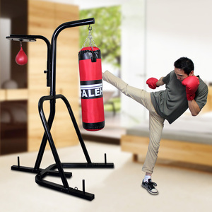 Support multifonctionnel de boxe de Punchbag de station de boxe Stand KY-2009A