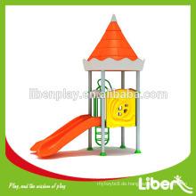 2015 super hochwertige Outdoor Kinder Spielplatz Ausrüstung für die Förderung