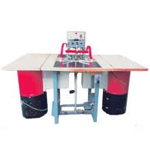 Doppelkopf PVC-Plastikbeutel, der Maschine herstellt