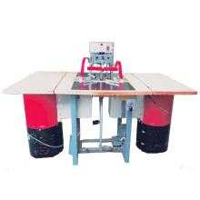 Double head PVC Plastic Pouch bag Making machine