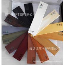 Material de construcción del panel de techo del PVC de la decoración