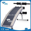 exercise equipment ab roller curved strength bench