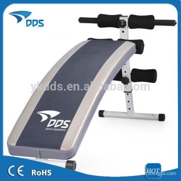 banco de curvas força de rolo de Aguiar equipamentos de exercício