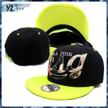 Multifuncional snapback chapéu hight qualidade grosso Professional chapéu personalizado