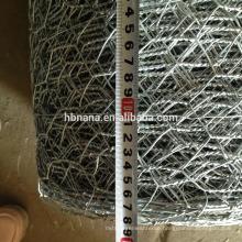 1/2'' hex mesh chicken wire / Hot dip galvanized Rabbit Bird Wire HEX Netting Mesh