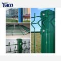 Графство anping Yachao сварных изгиба забор панели для продажи