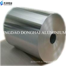 Película de aluminio Película de PE para ser laminada