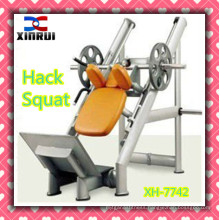 Leg Press Hack Squat Fitness Equipment / leg exercise machine/ gym equipment