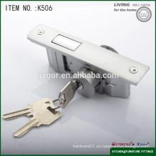 Cerradura de aluminio