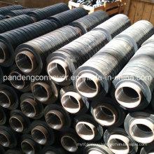 Belt Conveyor Impact Roller / Rubber Roller / Conveyor Roller