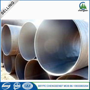 Oil Pipeline Spiral Pipe Construction Welded Pipe