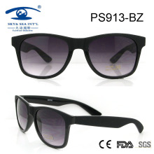 2015 Round Shape Classic Style High Quality Plastic Summer Sunglasses
