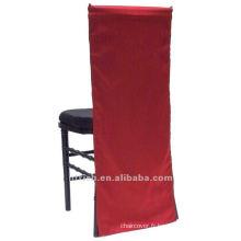 s'attacher la couverture de chaise, housse satin CT294, couverture de chaise universelle