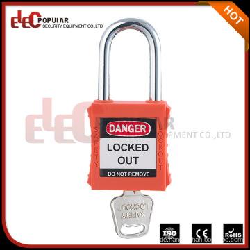Elecpopular Qualität Produkte 38MM Metall Nylon Schäkel Isolierung Sicherheit Vorhängeschlösser