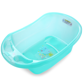 Baby Bath Tub Cleaning Ukuran Kecil