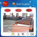 Máquina de rolamento de telhado China Metal Roll Former