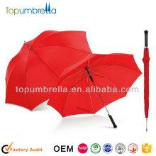 23 Zoll 8 Rippe geraden wirtschaftlichen Yiwu Regenschirm