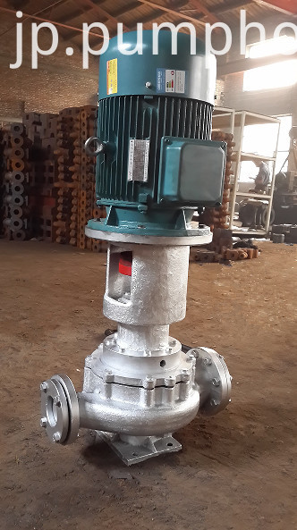 high temperature oil circulation pump