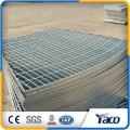 оцинкованные стальные решетки или сварные стальные решетки для бассейна решетки