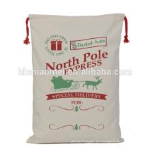 Venda quente de 2017 Preço Barato Saco de Natal