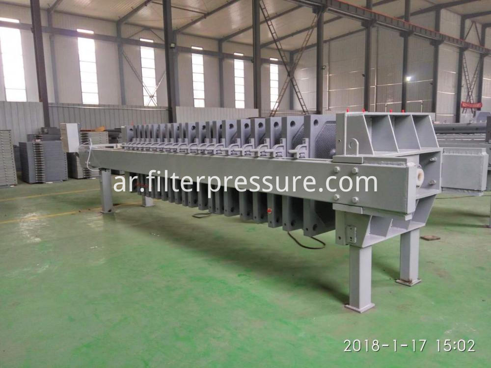 Good Quality Filter Press