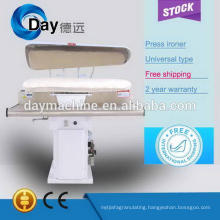 2014 top sale and high quality automatic ironing machine