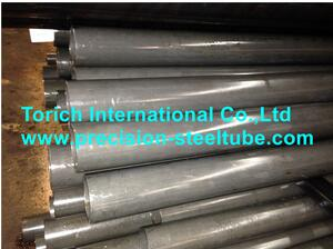 JIS J3445 STKM15A Drawn Over Mandrel Steel Tube