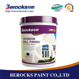 Water-based exterior wall paint