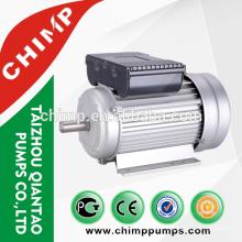 motor de CA dobro do capacitor da fase monofásica do OEM da fábrica
