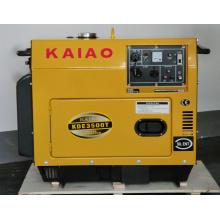 3kw Soundproof Diesel Generator Set KDE3500T Electric Start Soundproof Generator