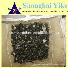 Boulons à utiliser dans la broyeuse à pierre, shangbao, sanbao, SBMM, zénith, concasseur à mâchoires, concasseur à impact