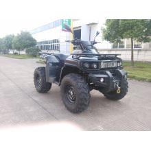 Electric Utility ATV mit 3 kW 72V Moto, 4 * 4 Räder Antrieb mit Kardanantrieb