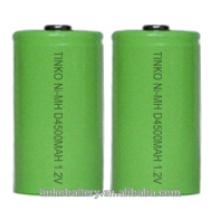 Batería de alta calidad Ni-mh D 10000MAH