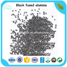 Black Fused Alumina /Corundum power Used for Wear-resistant Casting Material