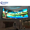 P4 Video Wall Screen Curved Led Panel