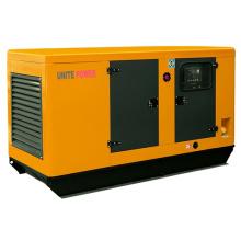 16kw-1760kw Cummins Diesel Engine Generator Set with Silent Canopy