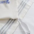Nantong usine fournisseur indien coton drap plat 200T moins cher prix