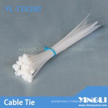 Кабеля нейлона галстук для 2.5X200mm кабелей (YL-T3X200)