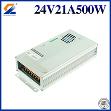 24V 20A 500W Constant Voltage Rainproof Transformer