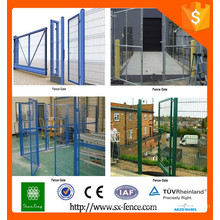 ISO9001 Alibaba China Metall Zaun Tor / temporäre Zaun Tor