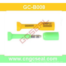 Novo tipo de segurança numerados parafuso selo GC-B008