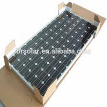 Panel solar transparente de alta eficiencia