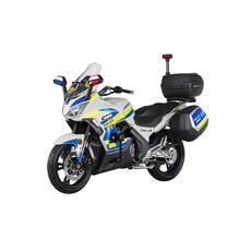250CC Classic Design Motorrad Ploice mit