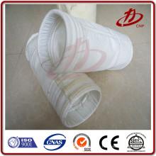 Bolsa antiestática de filtro de poliéster de mezcla de acero inoxidable de fibra de carbono