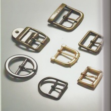 Fashion Zinc Alloy Shoe Buckle with High Quality