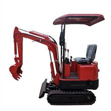 CE EPA China Cheap Price New Crawler Small Digger Hydraulic Micro Mini Excavator For Sale With Parts 0.8 Ton 1 Ton 2 Ton 3 Ton
